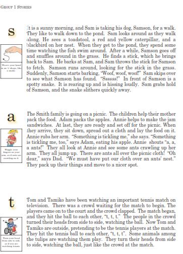 letter stories