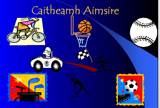 mo caitheamh aimsire essay