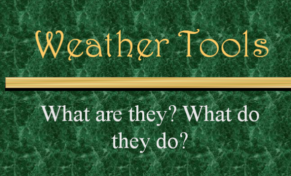 weather-tools